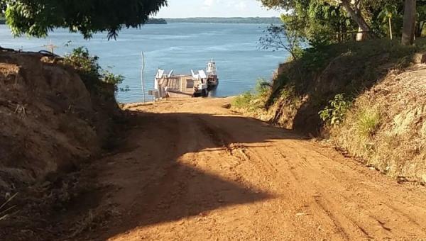 ANANÁS: Balsa da Pipes deixará de operar entre povoados Antonina e Santa Isabel