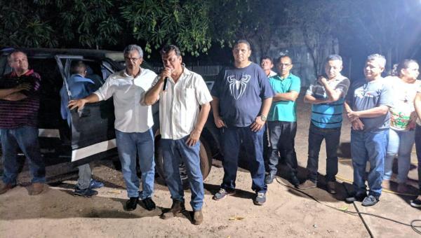 Ananás terá apoio do deputado Fabion Gomes nas eleições de 2020