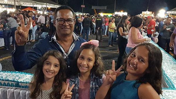 ANGICO: abertura do aniversário da cidade reúne milhares de moradores e visitantes