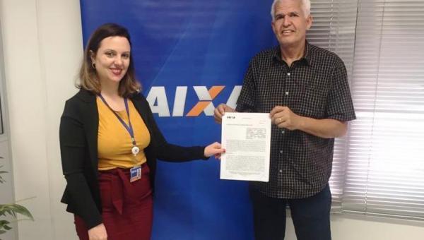 APOIO AO HOMEM DO CAMPO: Prefeito Valber Saraiva assina convênio para Recuperação de Estradas Vicinais