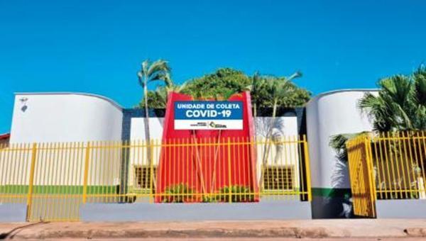 Araguaína vai inaugurar novo posto de coleta para exames de Covid-19 e fazer escala em unidades de referência