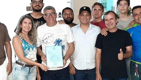 ARAGUATINS: Associação Ciclística Araguatinense protocola pedido de área para construção de circuito ciclístico.