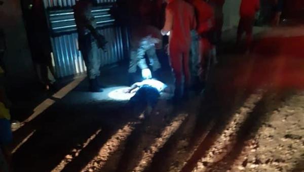 ARAGUATINS: Homem é executado próximo a cemitério