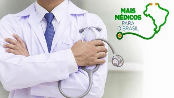 Axixá e Riachinho estão com vagas abertas para o programa Mais Médicos