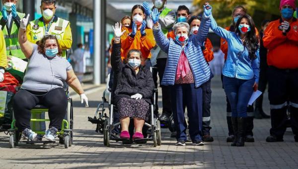 BOAS NOTÍCIAS: Mais de um milhão de pessoas se recuperaram da Covid-19 em todo o mundo
