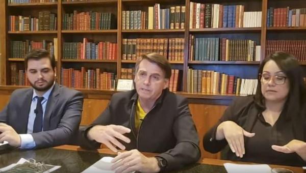 Bolsonaro confirma mais duas parcelas do auxílio emergencial com valor inferior a 600 reais