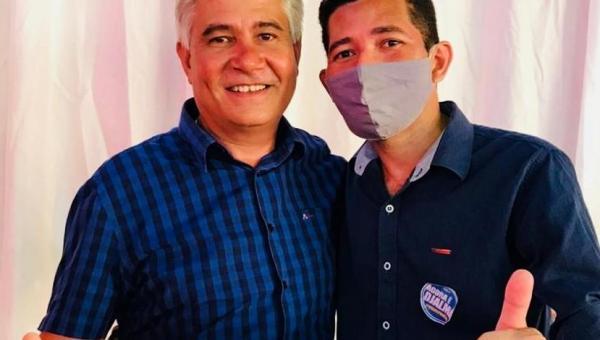Brenyo da Carminha destaca apoios à sua pré-campanha a vereador em Wanderlândia