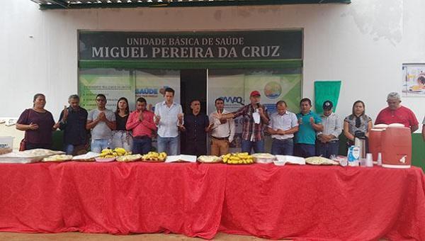 CACHOEIRINHA: Prefeitura entrega Unidade Básica de Saúde ao Assentamento P.A. Oziel