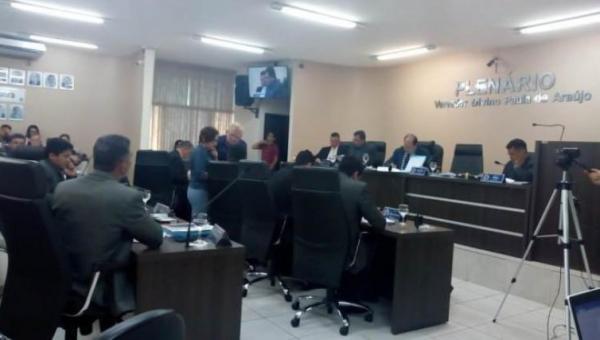 Câmara aprova projeto de lei que cria centenas de vagas para novo concurso público de Araguaína