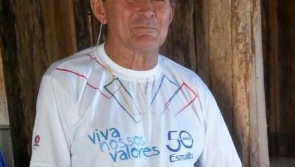 Cearense, primeiro prefeito de Riachinho, morre aos 64 anos de pneumonia em Araguaína