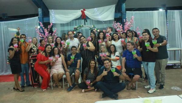 ANANÁS: CEM-CAAP realiza Confraternização de Natal e Ano Novo com Servidores e Convidados