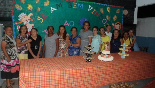Centro de Referência de Assistência Social promove 3º Arraiá do CRAS
