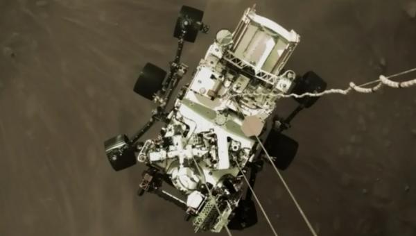 CIÊNCIA: As impressionantes fotos coloridas que o Perseverance está enviando de Marte