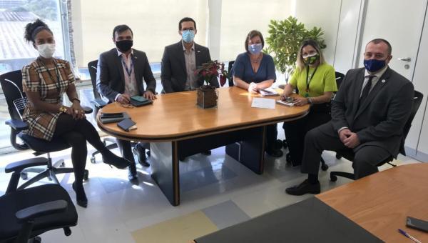 CNM e Ministério da Saúde debatem auxílio financeiro para atenção primária