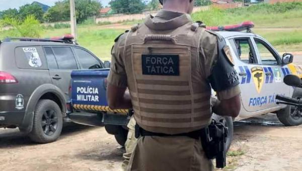 Colinas do Tocantins ganha reforço policial por determinação da justiça