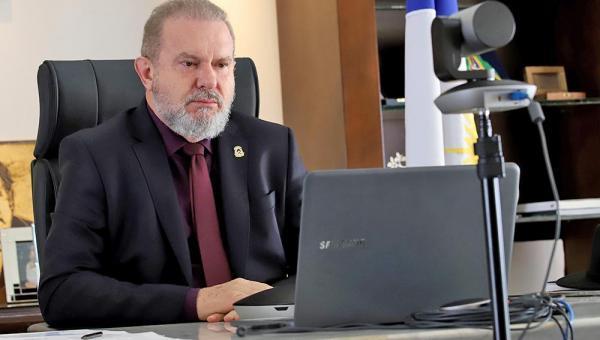 Com avanço da Covid-19, Carlesse sugere reuniões semanais do Comitê de Crise; Tollini projeta abertura de 76 leitos clínicos e 20 UTIs