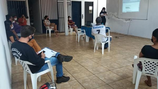 Conselho Municipal de Assistência Social de Ananás escolheu representantes para o biênio 2021 -2023