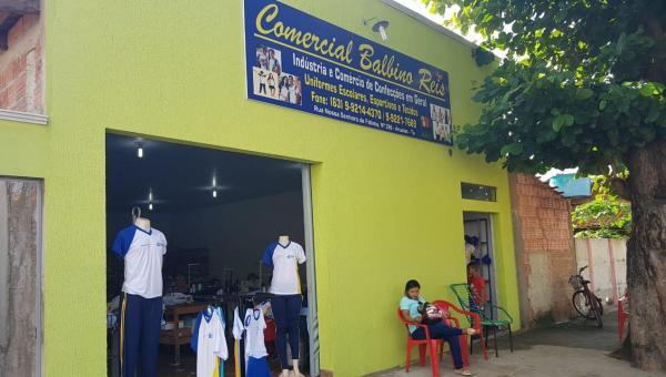 CORONAVÍRUS: empresária confecciona máscaras e doa para Unidade de Saúde Valdeci Araújo Lima e Hospital de Ananás