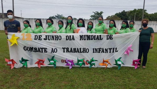 12 DE JUNHO: Angico promove vídeo de conscientização no Dia Mundial de Combate ao Trabalho Infantil