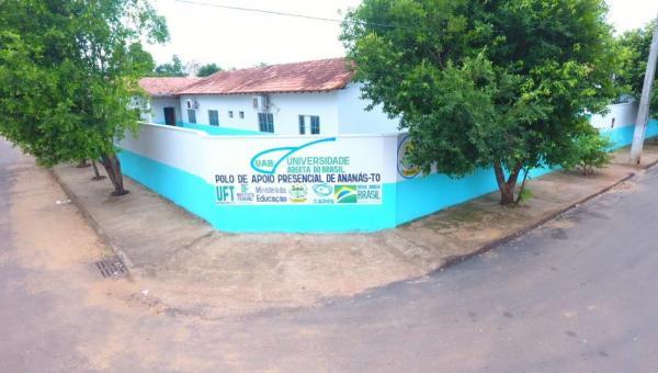 ANANÁS: Escola Mul. João Dias Borges em novo endereço mantem aulas presenciais durante a reforma