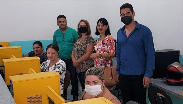 Ananás: Secretaria da Mulher lança mais dois novos cursos