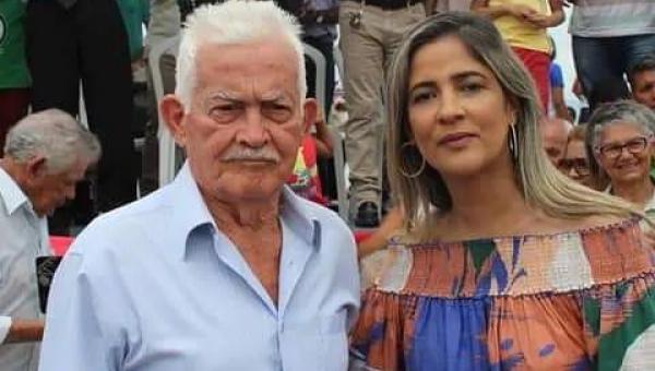 Antenor Bandeira, Ex-Vereador e Ex-Vice Prefeito de Xambioá falece e Prefeita Patrícia Evelin decreta luto oficial