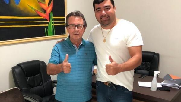 Após pedido de Júnior Martins Deputado Vilmar solicita reparos na TO-164 entre Araguanã a Araguaína