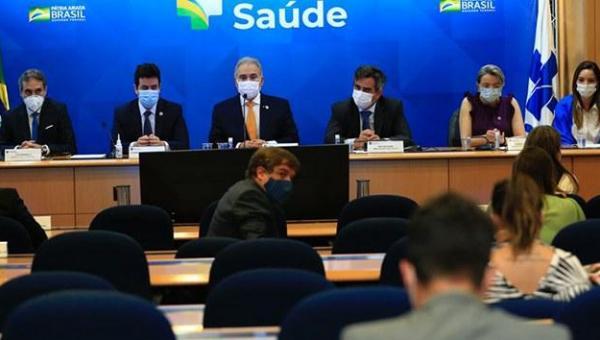Brasil terá produção nacional de vacinas Covid-19 da Pfizer