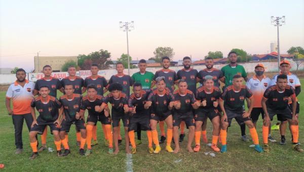 Clube Bela Vista Futebol Cachoeirense segue na disputa pela classificação no campeonato Tocantinense