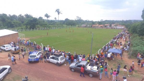 Clube Bela Vista Futebol Cachoeirense vence mais uma partida e segue para a final