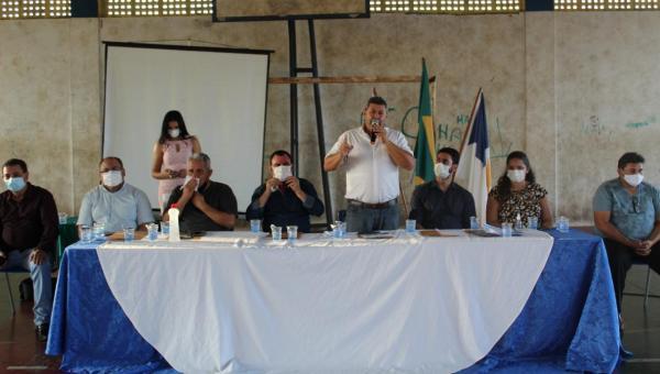 Com a presença do Prefeito João Neto Programa Empreenda Jovem é lançado em Pau D' arco