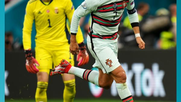 Com recordes de Cristiano Ronaldo, Portugal supera a Hungria na estreia na Eurocopa