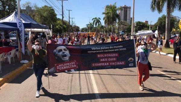 Comitê Fora Bolsonaro no Tocantins agenda articulação com partidos e sindicatos