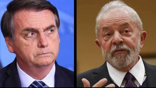 Datafolha: Lula segue à frente de Bolsonaro e venceria 2º turno por 56% a 31%