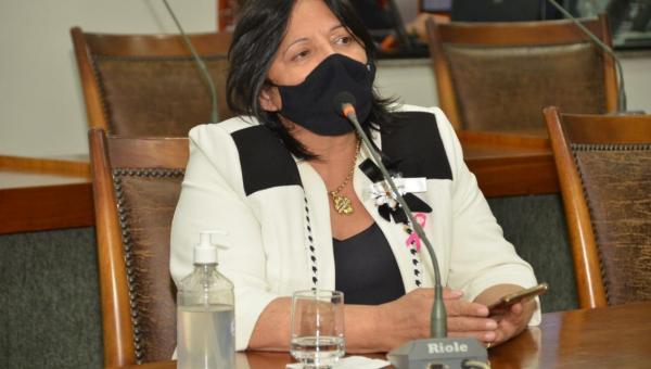 Deputada defende campanha em massa para combater a violência contra as mulheres