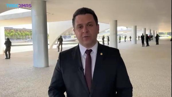 Deputado Federal Tiago Dimas destina recursos para a saúde em Ananás