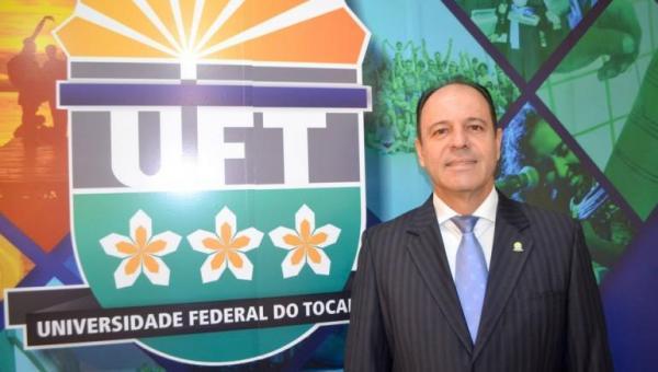 Eduardo Bovolato é reconduzido ao cargo de reitor da UFT pelo Governo Federal