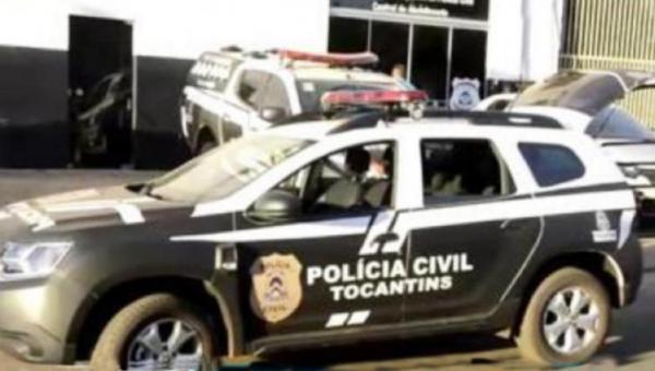 Homem suspeito de assassinar a própria esposa é preso em Palmas