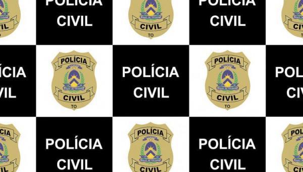 Em Pedro Afonso, quatro homens suspeitos de roubo são presos pela Polícia Civil
