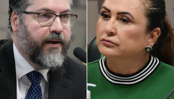 Ernesto Araújo irá indenizar Kátia Abreu em R$ 30 mil por danos morais
