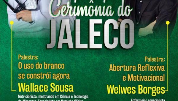 Fabic Ananás realiza Cerimônia do Jaleco neste sábado (9) no Auditório da Prefeitura Municipal