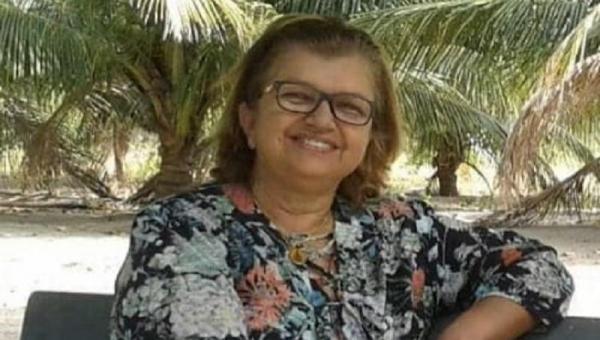 Goiaciara Cruz, ex-primeira-dama de Gurupi, morre vítima da Covid-19