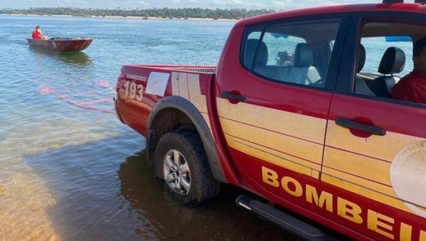 Homem morre afogado no rio Tocantins em Praia Norte