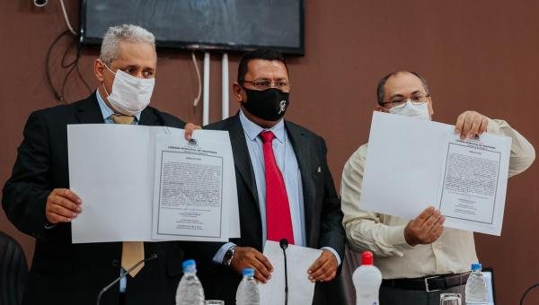 Justiça Eleitoral julga improcedente outro pedido de cassação do Prefeito e Vice de Arapoema