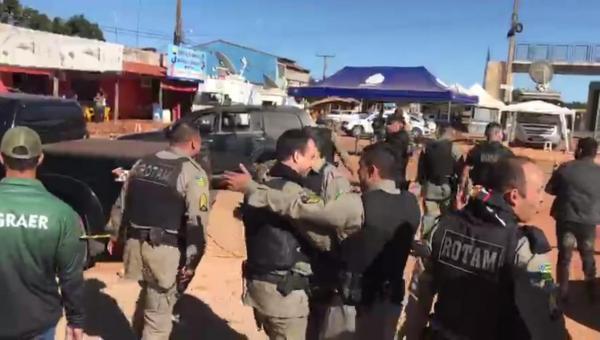 Lázaro é morto durante troca de tiros na mata, diz polícia