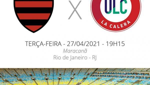 LIBERTADORES: Flamengo x Unión La Calera: veja escalações, desfalques e arbitragem