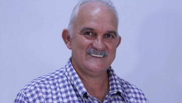 LUTO: Prefeito de Arapoema, Paulo Pedreira, emite nota de pesar pelo falecimento do Prefeito de Nova Olinda, Temis Domingos, que foi vítima de covid-19