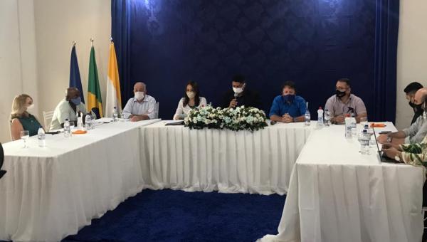 Ministério da Educação selecionou municípios do Brasil para participar da Sala de Gestão e Governança da Educação Básica, Colinas do Tocantins foi contemplada