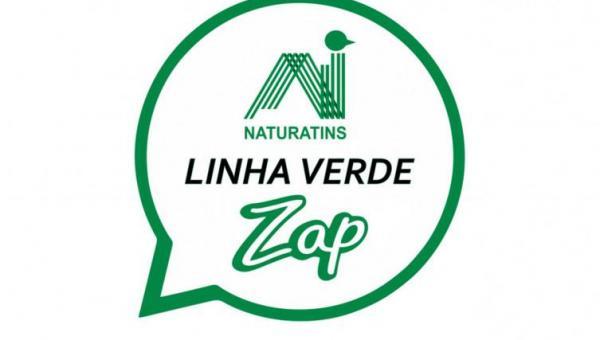 """Naturatins lança o canal """"Linha Verde Zap"""" para denúncias de crimes ambientais no Estado"""