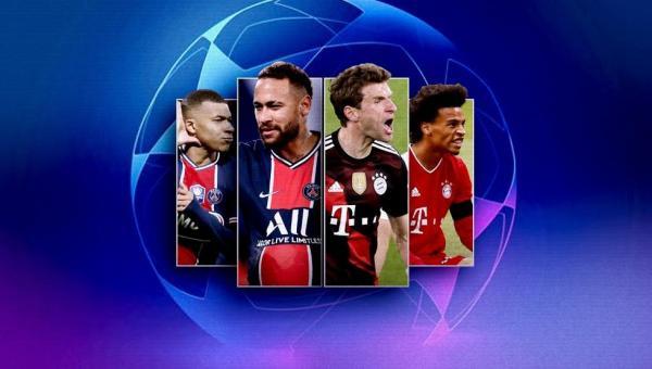 Nos embalos de Neymar e Mbappé, PSG defende vantagem contra Bayern